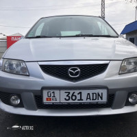 Mazda Premacy, 2003