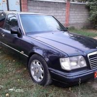 Mercedes-Benz E Class, 1990