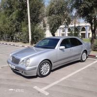 Mercedes-Benz E Class, 2001
