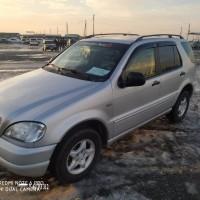 Mercedes-Benz ML, 1999