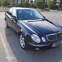 Mercedes-Benz E Class, 2002