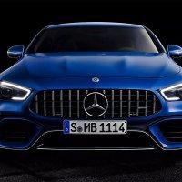В линейку Mercedes AMG войдет электрический флагман